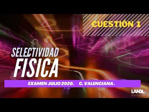 Física Comunidad Valenciana
