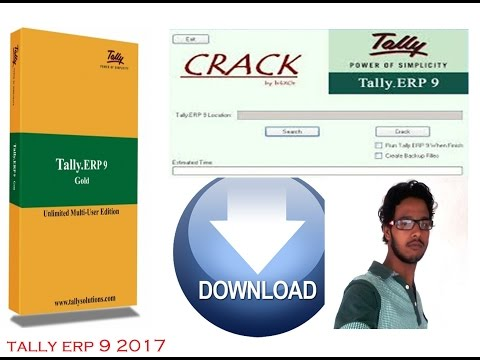 NO GST Tally ERP 9 Install activation download 2017 wroking full