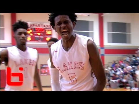 De'Aaron Fox EPIC 50PT GAME! HIT 10 THREES!