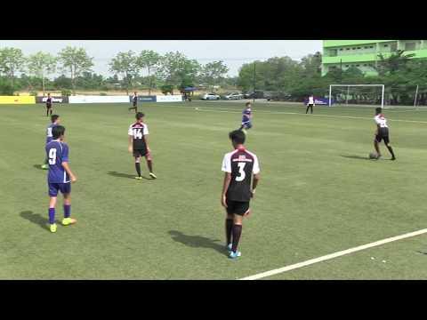 U-14 ADFT 2016/17 Match Montedio YAMAGATA VS ASCOT Football Academy