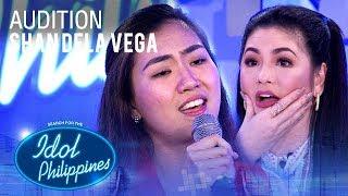Shan Dela Vega - I Still Believe | Idol Philippines Auditions 2019