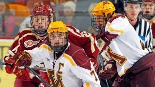 Highlights: Gophers Beat Boston College 6-1 Behind Wilcox