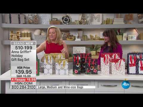 HSN | HSN Today: Anna Griffin Elegant Paper Crafting 11.21.2016 - 07 AM