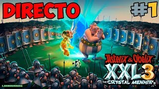Vídeo Asterix & Obelix XXL3: The Crystal Menhir