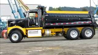 Sold! Kenworth W900 T/A Dump Truck 14