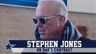 Dak Prescott is #1 Priority | Dallas Cowboys