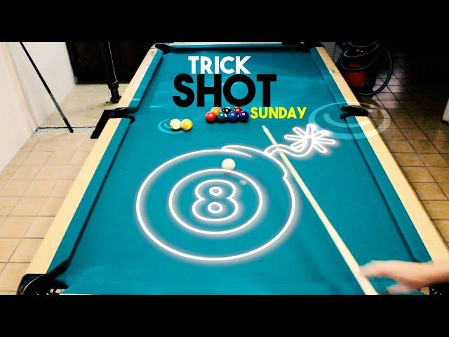 Trick Shot Sunday 🎱📼: Week 5