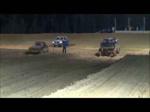 Mud Drags at Northwest Florida Speedway 4.21.17
