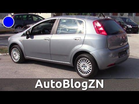 FIAT Grande Punto TEST polovnog automobila