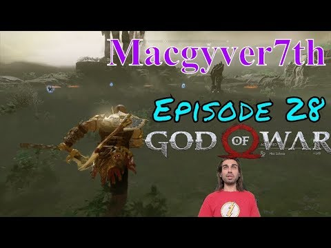 god of war Valkyrie | 1.23 (Update) Macgyver7th - Episode 28 | Live Game Play [ Ps4 Pro 4k ] (2018)