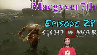 god of war Valkyrie | 1.23 (Update) Macgyver7th - Episode 28 | Live Game Play [ Ps4 Pro 4k ] (2018) thumbnail