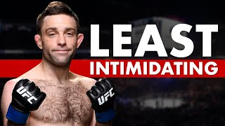 The 10 Least Intimidating Fighters in MMA History