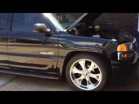 Heads/Cammed/Procharged Yukon Denali Preview