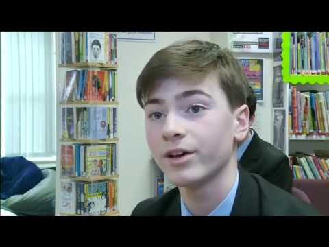 Wayland Academy Norfolk on ITV News Anglia