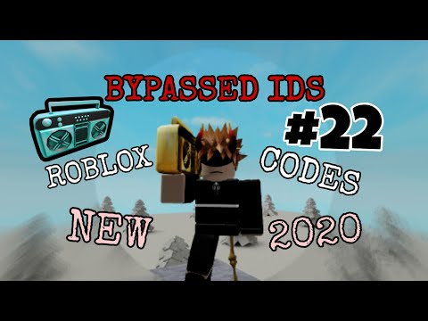 Roblox New Bypassed Ids
