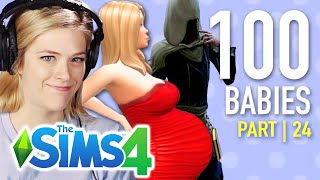 Single Girl Flirts With Death In The Sims 4 | Part 24 Video