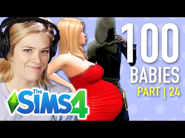 Single Girl Flirts With Death In The Sims 4   Part 24