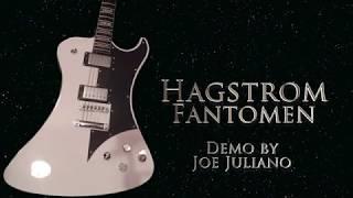 Hagstrom Fantomen Demo - Ghost Signature Guitar