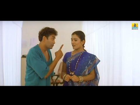 Girl Skech !!! Sharan As Lover - Comedy Scene - Jhankar Music