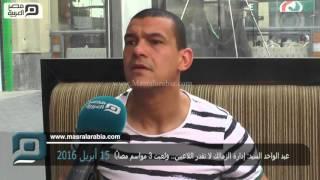 مصر العربية   عبد الواحد السيد: إدارة الزمالك لا تقدر اللاعبين.. ولعبت 3 مواسم مصابًا