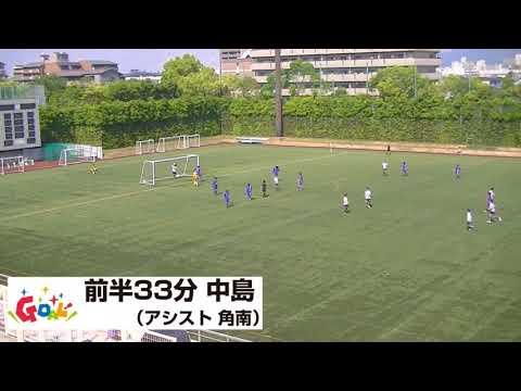 関西リーグ1部第2週のダイジェスト動画が見られます