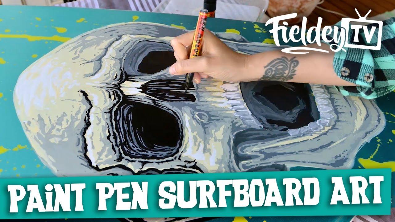 Spray Paint Markers Graffiti