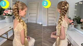 new hairstyle very cool for long and medium hair