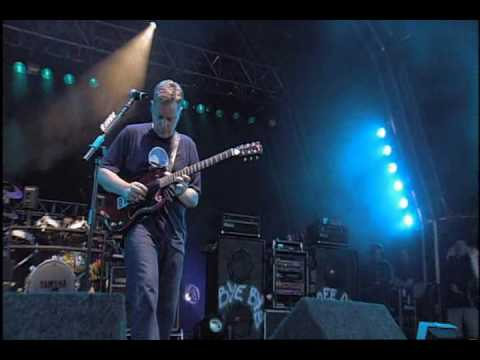 New Order - Temptation (Live at Finsbury Park -- 2002)