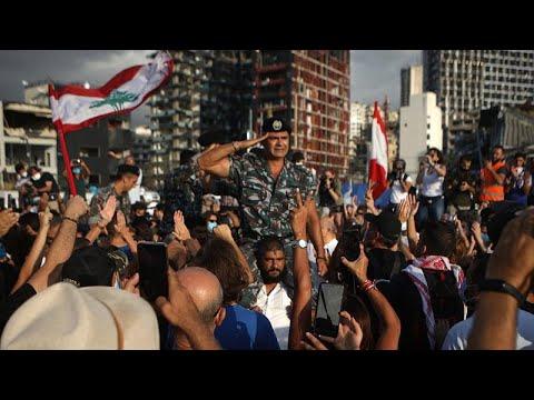 فيديو: مسيرة في بيروت بعد أسبوع على انفجار المرفأ الدامي …  - نشر قبل 2 ساعة