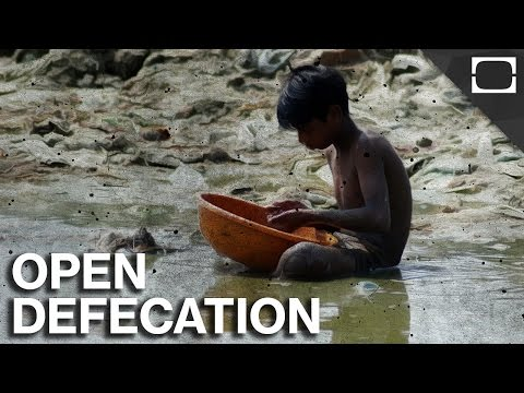 Why The Lack Of Toilets Is Killing Millions