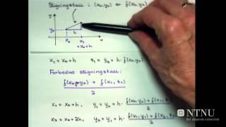 29 b - Eulers metoder for diff ligninger II