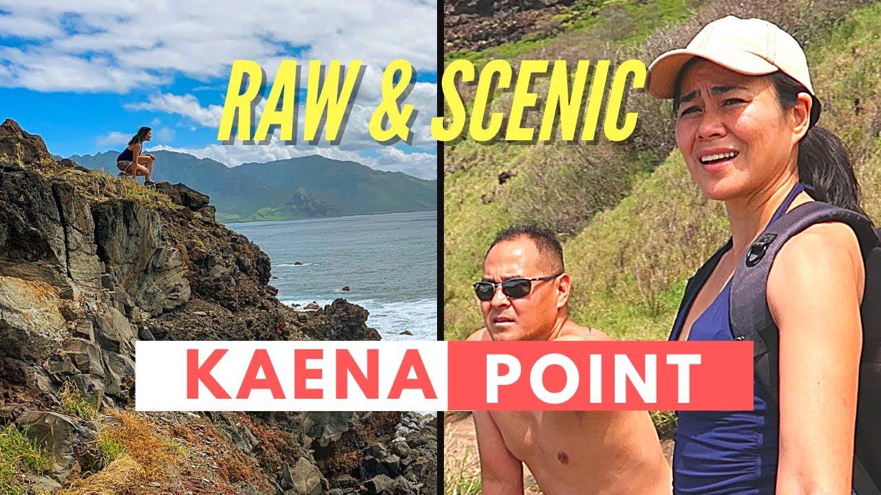 Download Exploring Scenic Kaena Point Hike  | Best Hawaii Hikes OAHU