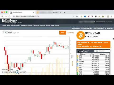 HOW TO BUY BITCOIN IN ALTCOIN TRADER?