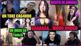 #17 CLIPS DE TWITCH | GAAAAA... MODO DROGO - LA R4T4 C4G4NDO | MOMENTOS GRACIOSOS Y FAILS