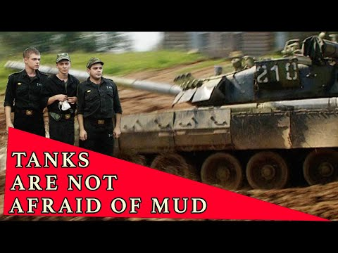 Tanks Aren't Afraid Of Mud. The Full Movie. Fenix Movie Eng. Comedy