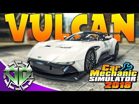 car-mechanic-simulator-2018-:-aston-martin-vulcan-w12-restoration!-$3.5-million-car!-(pc)