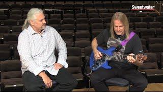 Music Man Steve Morse Signature Guitar Demo - Sweetwater Sound