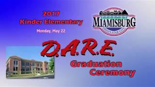 2017 Kinder Elementary D.A.R.E. Graduation Ceremony