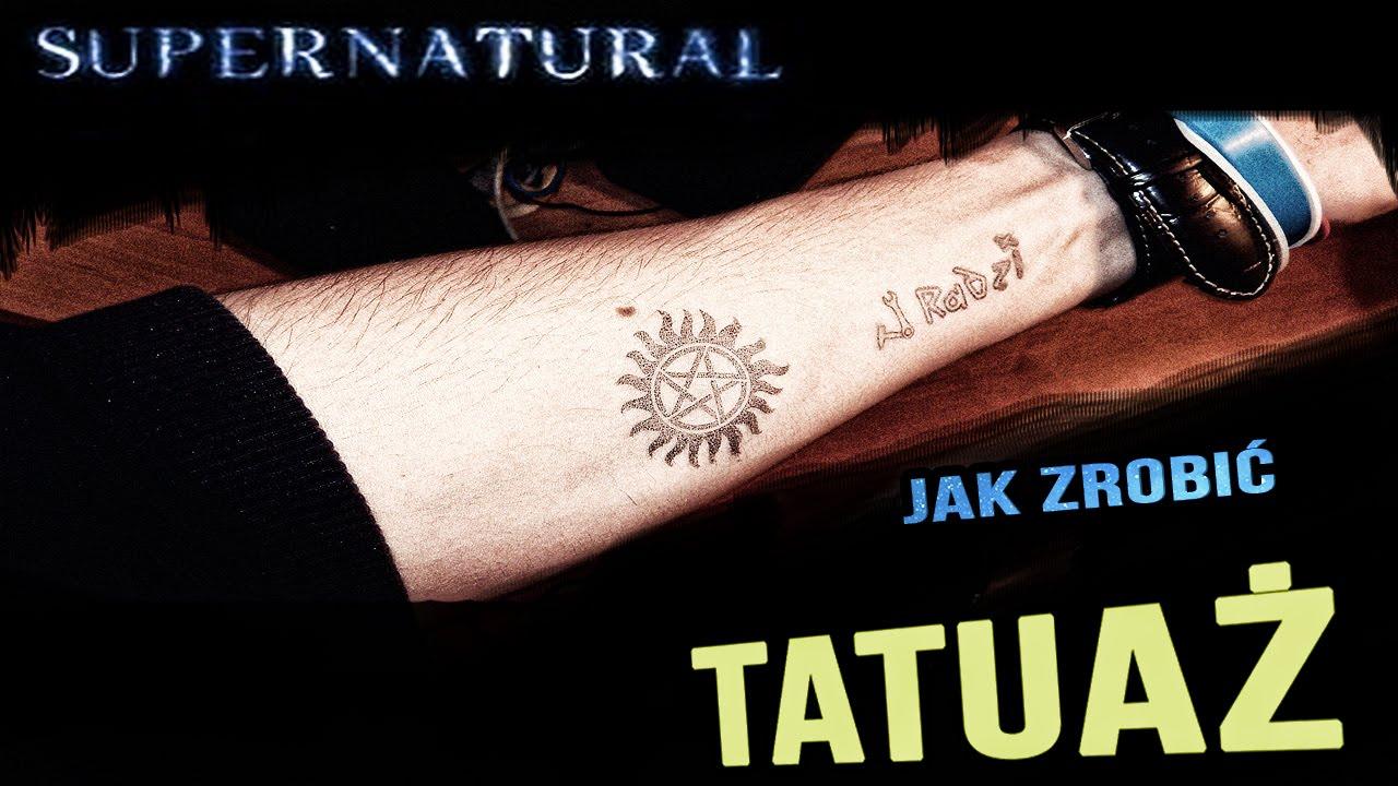 Jak Zrobić Czasowy Tatuaż Drukarka Atramentowa