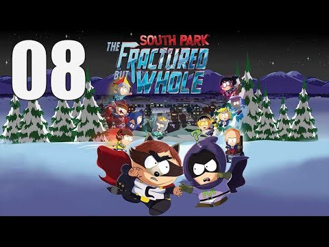 South Park: The Fractured But Whole  - Let's Play Part 8: Super Pals