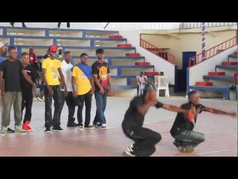 KRUMPING LIBERIA