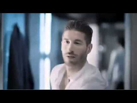 Commercial NIVEA MEN - Real Madrid - Sergio Ramos- Marcelo - Higuain - Arbeloa - YouTube