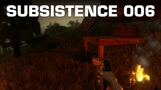 SUBSISTENCE [006] [Nachtlager am Berghang] [Deutsch German] thumbnail