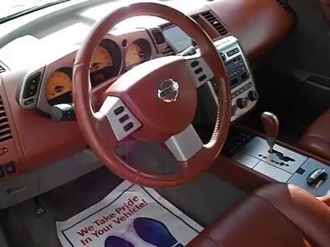 2005 Nissan Murano SL 2T15223B