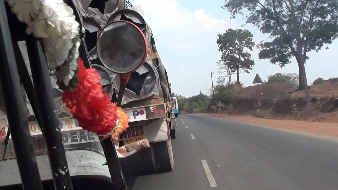 Indian Drivers are Lovely