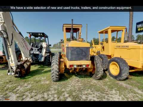 Wallace Truck & Equipment | Valdosta, GA | Truck & Equipment Rentals