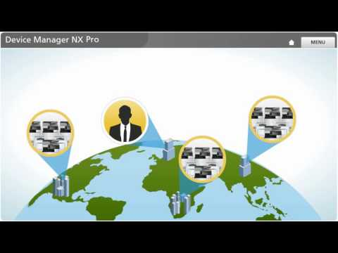Monitor thousands of devices with RICOH Device Manager NX Pro