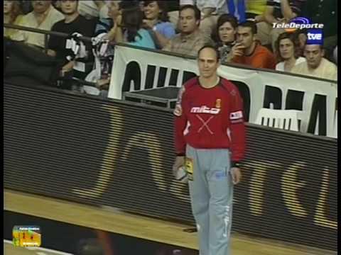 Liga de Campeones 2004/05 - Ciudad Real vs Barcelona - Final-IDA (Ciudad Real)