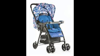 LuvLap Joy Baby Stroller Review and Assembly