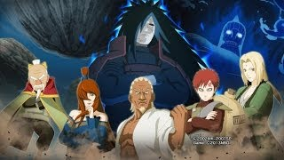 Madara vs Kages full (AMV) Say It by Evans Blue